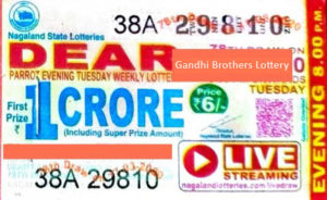 Daily lottery
